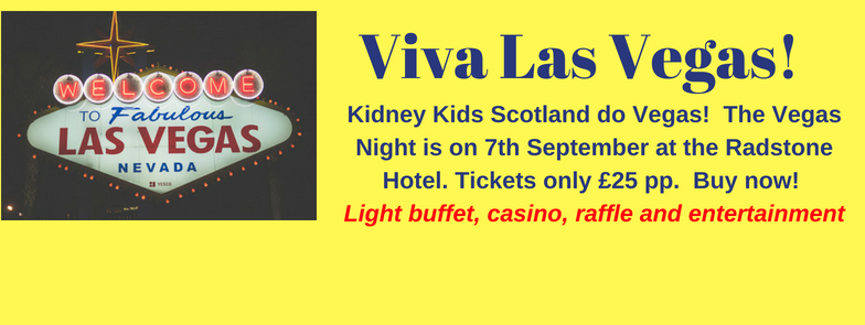 Are you feeling lucky?  Come along to this fantastic fundraising event.